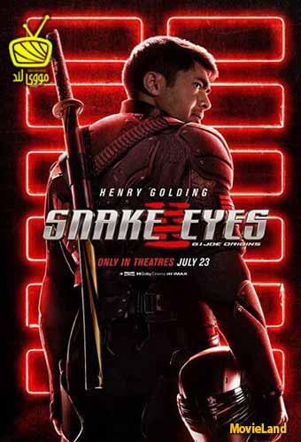 دانلود فیلم Snake Eyes G.I Joe Origins 2021