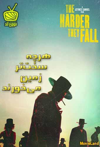 دانلود فیلم The Harder They Fall 2021
