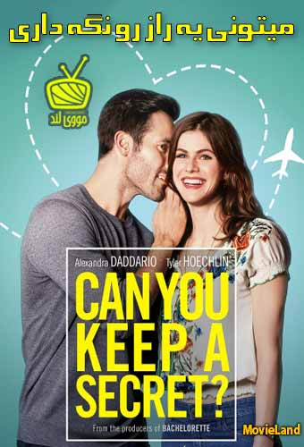 دانلود فیلم Can You Keep a Secret 2019