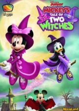 دانلود انیمیشن Mickeys Tale of Two Witches 2021